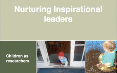 Growing Leaders from Infancy Up. Author: Lorraine Sands
